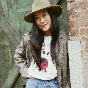 Madewell x Mickey Mouse California Tee